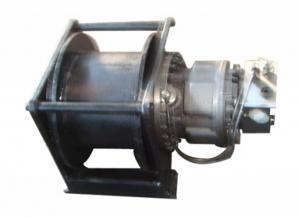 1.5 tons of hydraulic winch